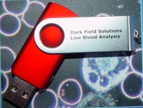 Microscopy Online Course on the topic of Live Blood Cell Analysis