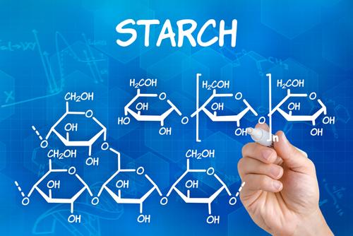 polysaccharide-starch