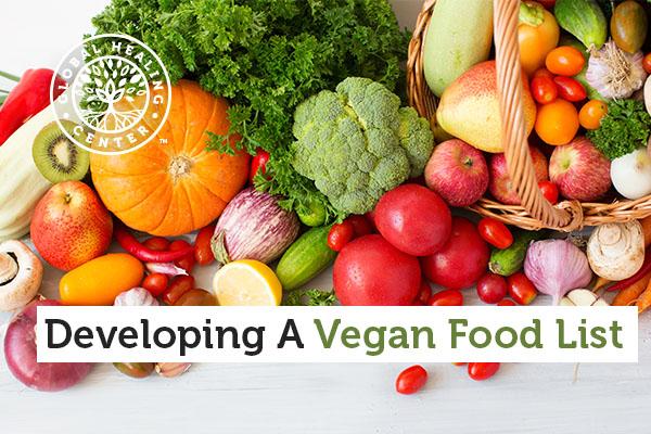 vegan-food-list
