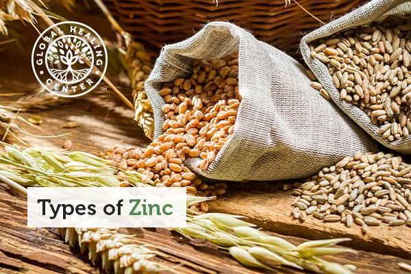 types-of-zinc