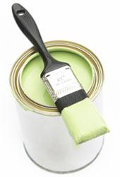 voc-free-paint-green