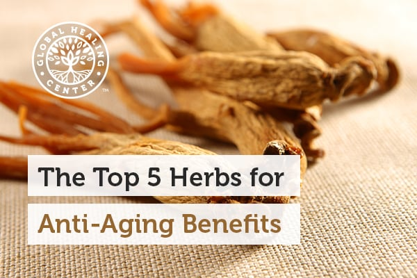 herbs-for-anti-aging