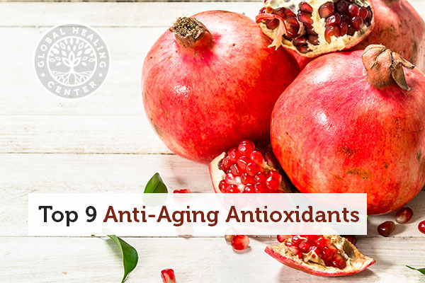 anti-aging-antioxidants
