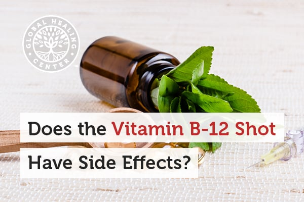Does The Vitamin B 12 Shot Have Side Effects Dr Eddy