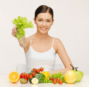 woman-healthy-eating