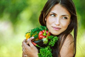 woman-with-vegetables-vegan