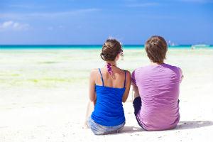 sitting-on-the-beach