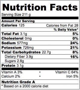 zucchini-tater-tots-nutrition-label-266x300