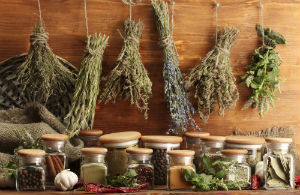 dried-herbs