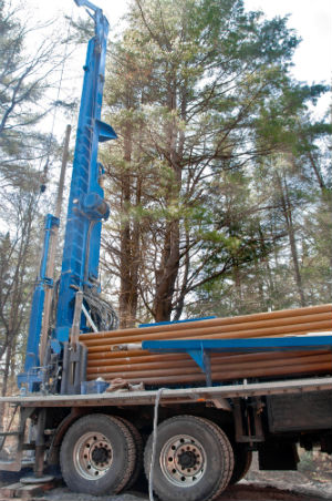water-drilling