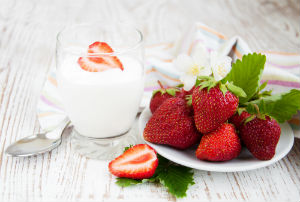 probiotic-yogurt