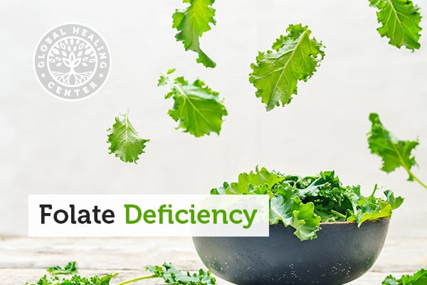folate-deficiency