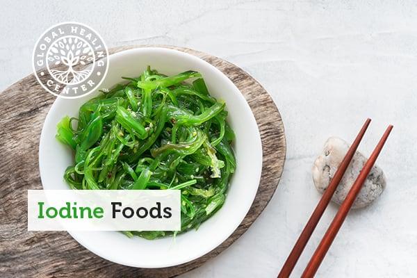 iodine-foods