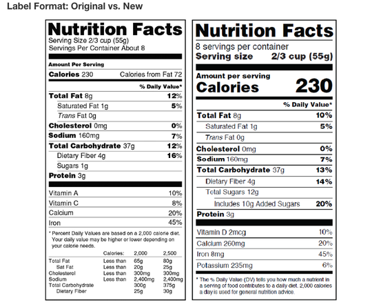 new-old-nutrition-facts-label
