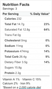 nutrition-facts-frappuccino