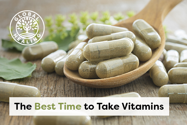 best-time-to-take-vitamins