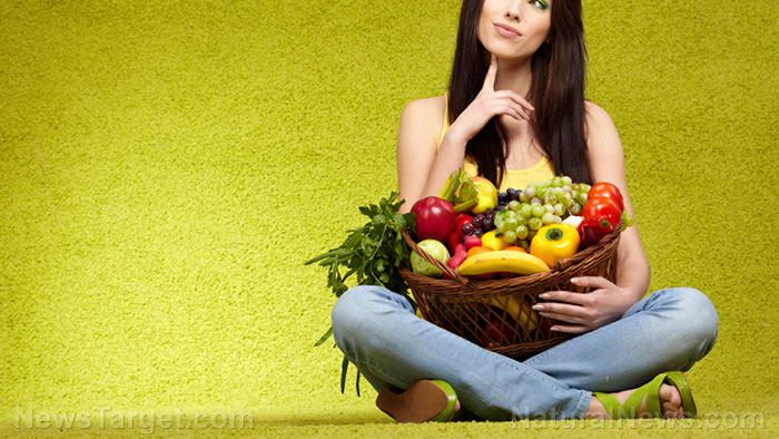 Girl-With-Fruits-And-Vegetables-Green-Healthy
