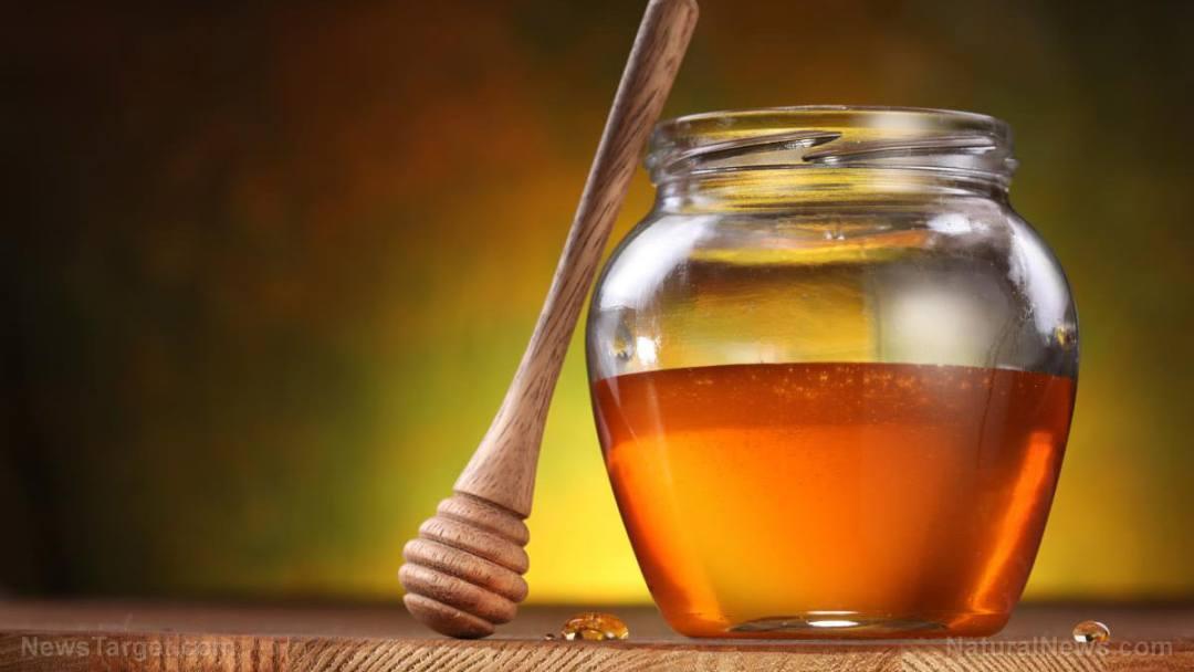 Honey-Jar-Food