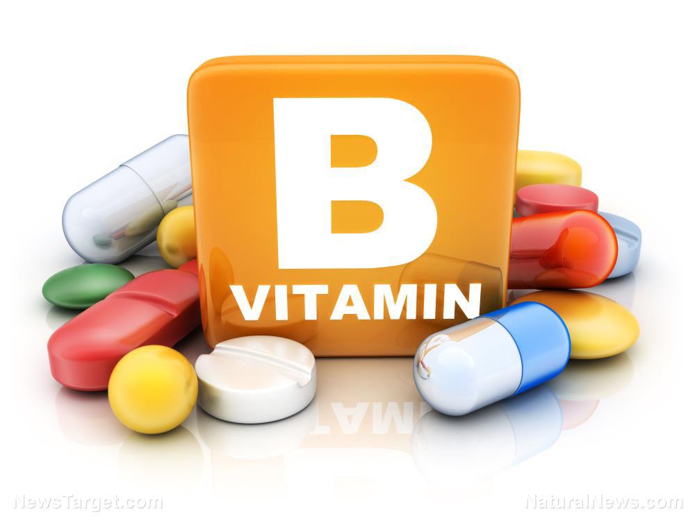 Vitamin-B-Pills-3d-Concept