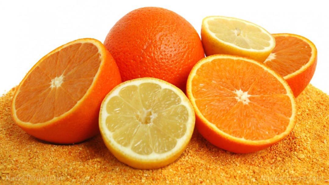 Vitamin-C-Oranges