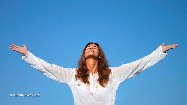 Woman-Freedom-Hands-Sky