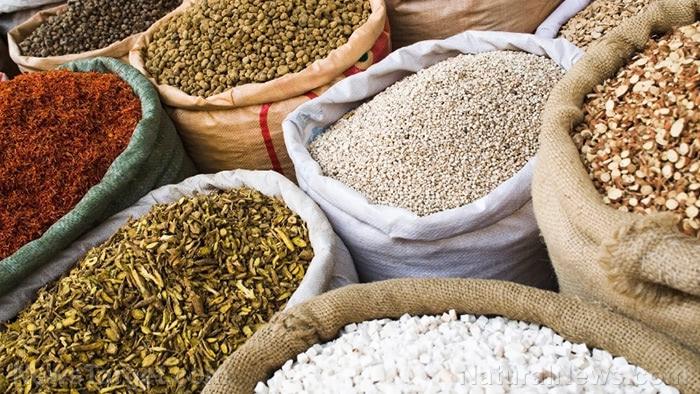 Bulk-Foods-Herbs-Seeds-Grains-Beans-rice