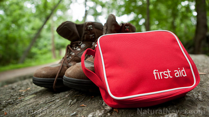 First-Aid-Kit-On-Hike