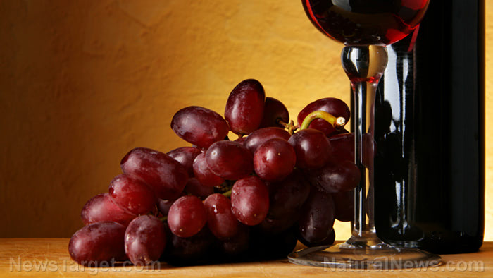 Grapes-Red-Wine