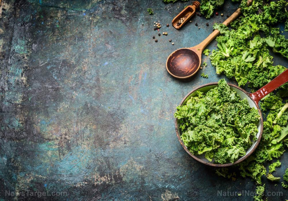 Kale-Salad-Rustic-Background-Top-Spoon-Food