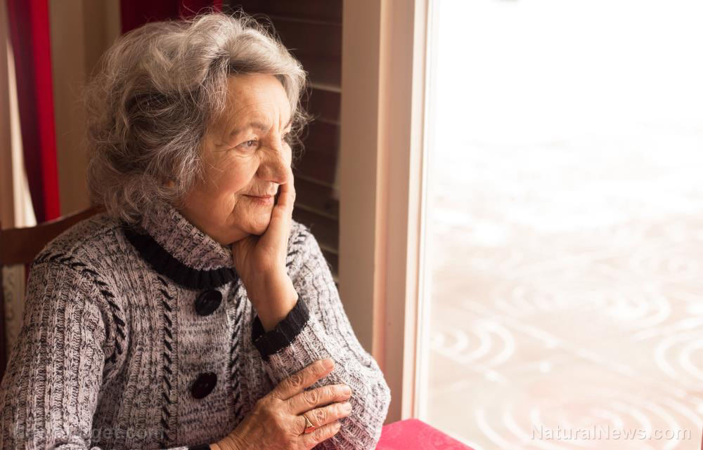 Looking-Window-Active-Seniors-Adult-Aging-Process