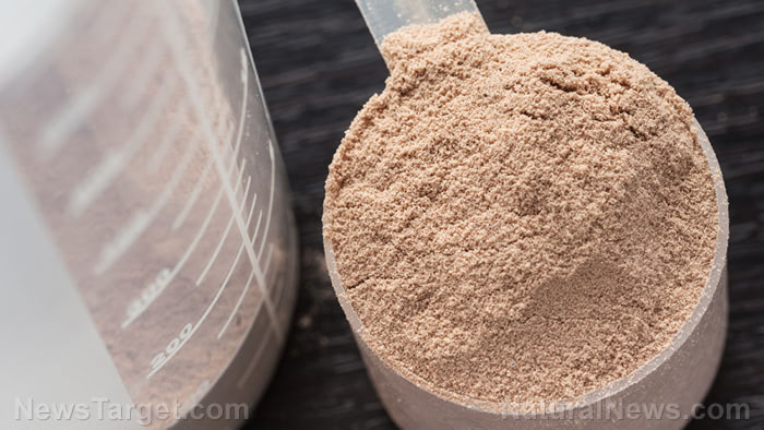 Protein-Power-Scoop-Container