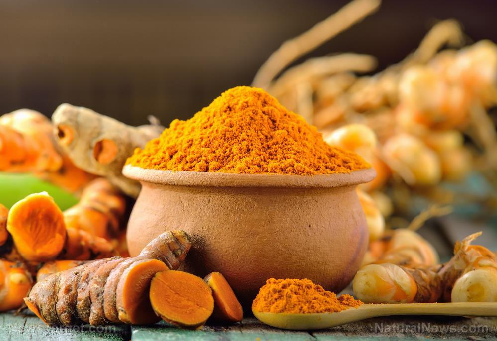 Turmeric-Powder-Tumeric-Curcumin-Spice-Background-Root