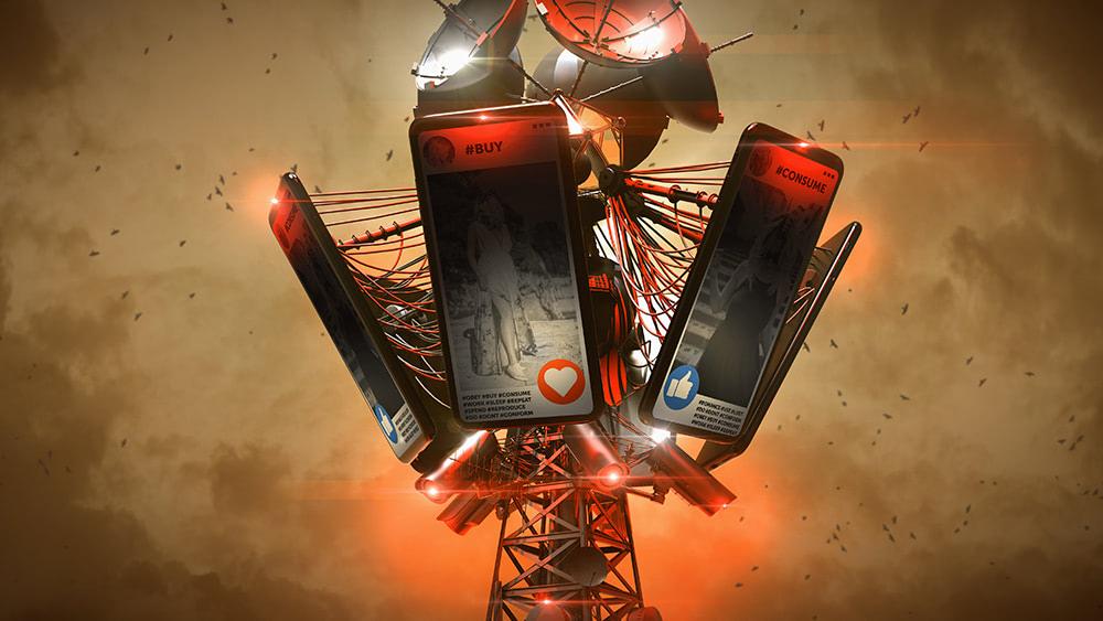 5G-Cell-Tower-Social-Media-Likes