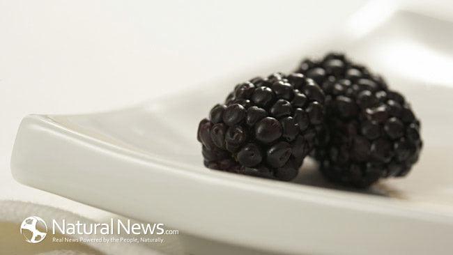 Blackberries – The Little Black Dress of Foods!
