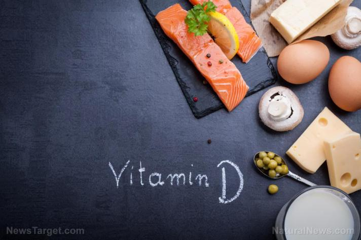 The 'D'-fensive Vitamin: Study Finds Vitamin D Sustains Life