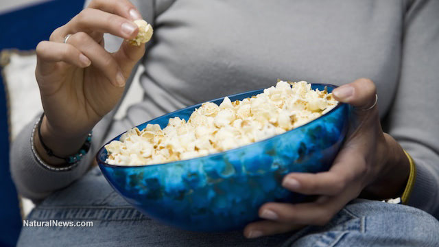 Popcorn Flavor Ingredient May Cause Lung Disease in Consumers