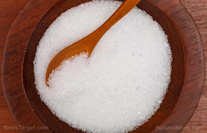 The salt of the earth: The wonders of Epsom salt in holistic therapy