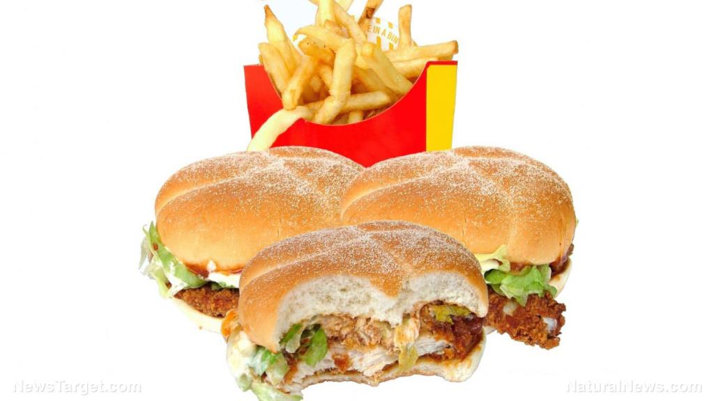Fast food makes your immune system hyperactive — and research shows the aggressive inflammatory response remains long term, promoting disease