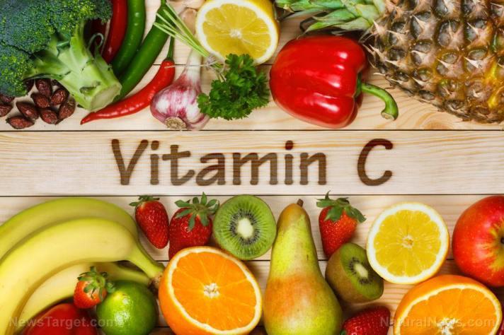 Vitamin C and the big 'C'