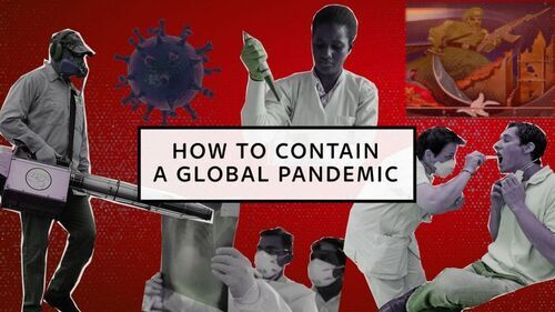 How to contain a global pandemic