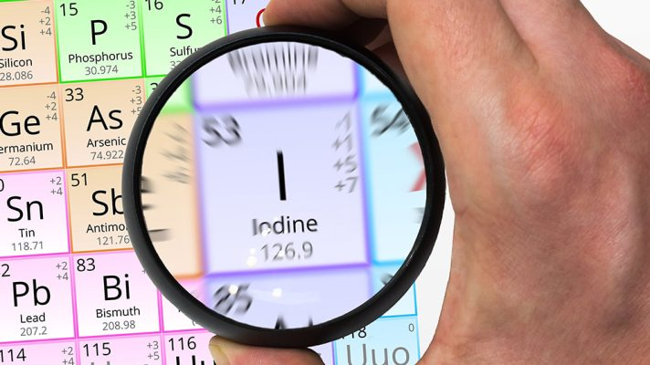 Do vegans need more iodine?