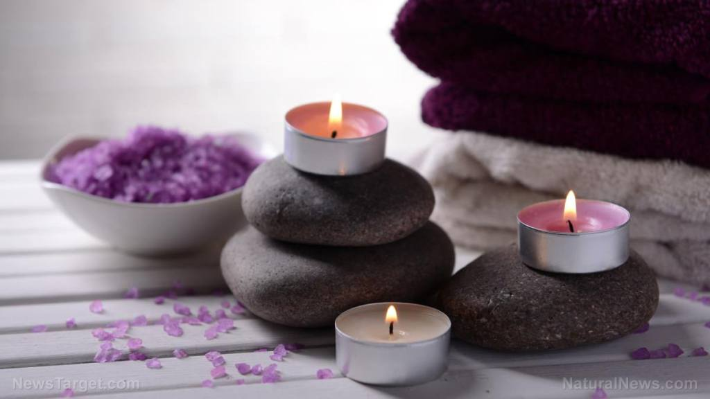 Ease anxiety with meditation and essential oils
