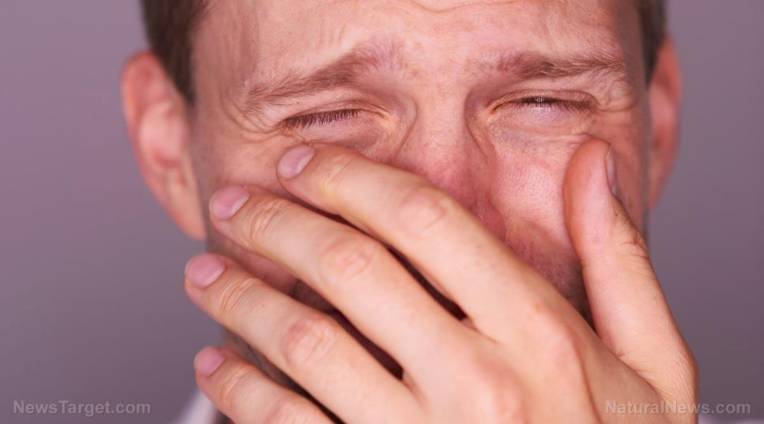 Sneeze-Allergies-Man