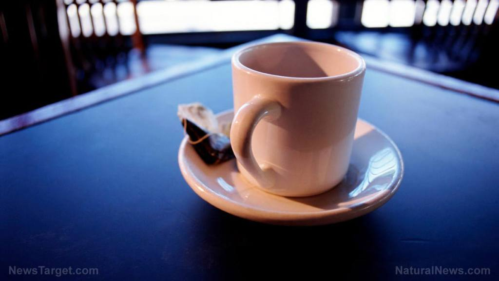 A dangerous brew: Plastic teabags release BILLIONS of microplastics particles into your drink