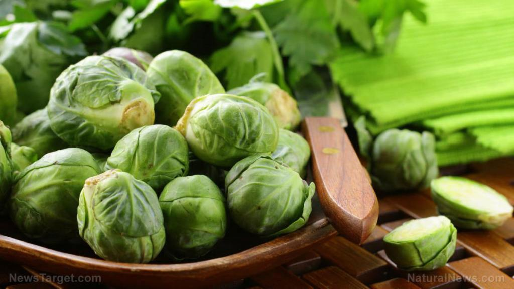 Early stages of schizophrenia can be treated with nutrients found in Brussels sprouts, shellfish, and oranges