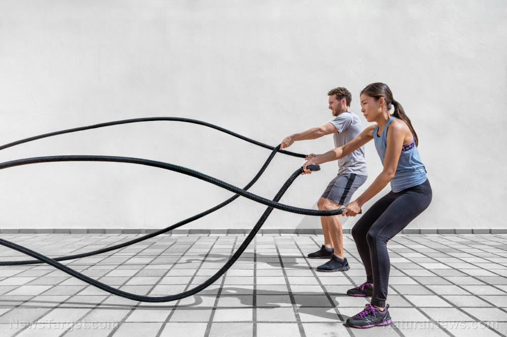 Study: Exercise can keep cirrhosis and liver cancer at bay
