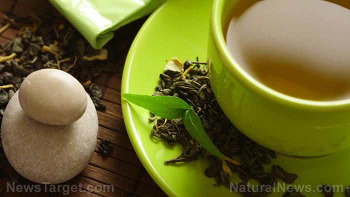 Polyphenols: They give green tea its anti-obesity and anti-inflammatory properties