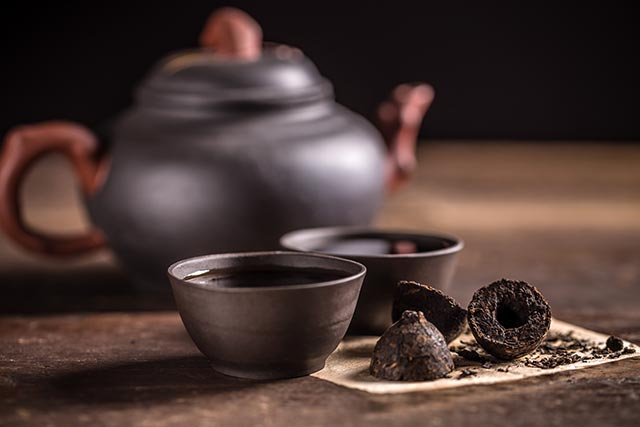 Pu-erh tea might be your liver's new best friend: It can prevent fatty liver and protect from oxidative stress