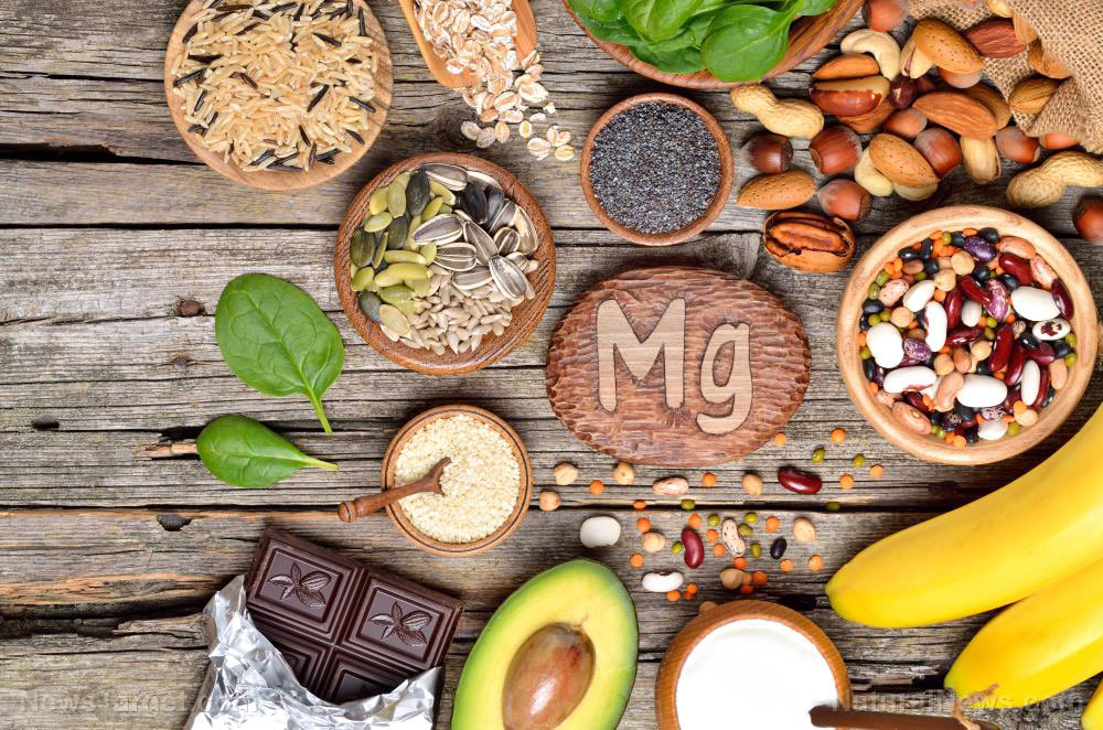 Magnesium is essential for muscle health and recovery
