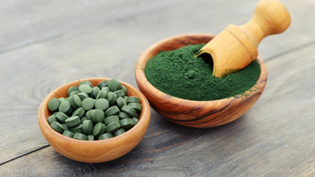 Health benefits of taking spirulina daily